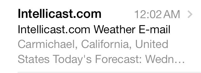 Weather Next - Comparison